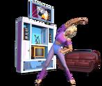 Render Les Sims 3 70's 80's 90's 04