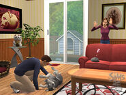 The Sims 2 Pets Screenshot 05