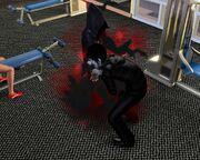 Vampire bits grim reaper