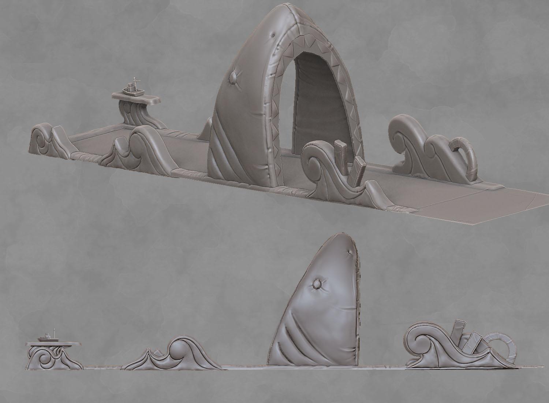 Image - Les Sims 4 En plein air Concept art Joseph Carabajal 2.jpg ...