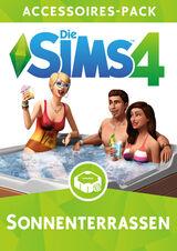 Die Sims 4: Sonnenterrassen-Accessoires