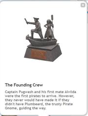 The Founding Crew