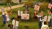 The Sims 3 University Life Screenshot 14