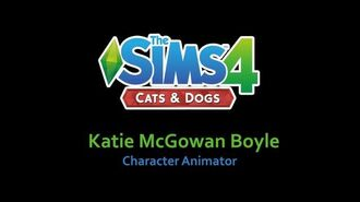 The Sims 4 Cats & Dogs Animation Reel