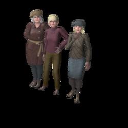 Vinter family