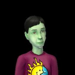 Dimitri smith child