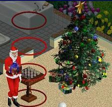 Julenissen-The Sims
