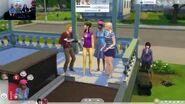 Les Sims 4 Console Edition Fête Deluxe - Livestream officiel