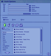 TS2 Audio Options