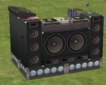 Ts2 dj booth nightlife