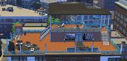 Караоке-бар «Дискант на крыше»