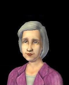 Estelle Deschamps Sims 2