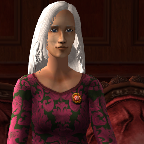 Esther en <i>Los Sims 2</i>