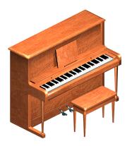 LS1 Piano