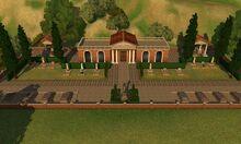 Restful Mausoleum