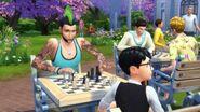 The Sims 4 Новые эмоции – ролик игрового процесса