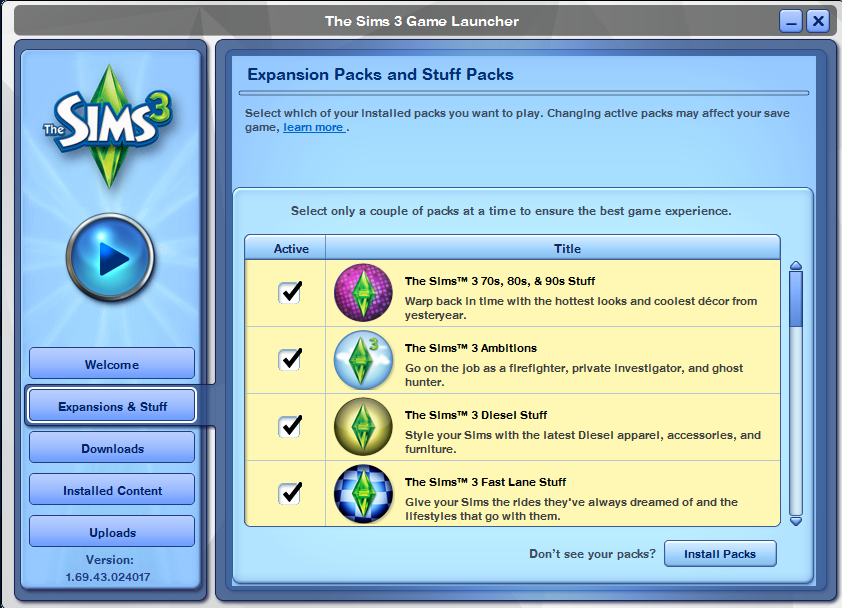 telecharger sims 4 extension crack