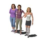 Crumplebottom family