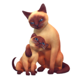 The Sims 4 Cats & Dogs Render 02