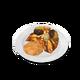 Баклажан в кисло-сладком соусе