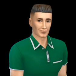 Buzz Grunt (The Sims 4)