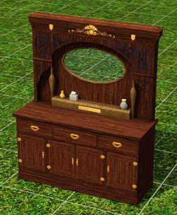 Dance Hall Dresser