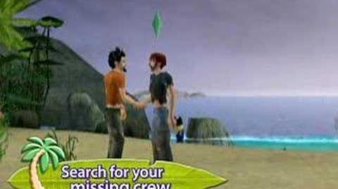Los Sims 2 Náufragos Tráilr