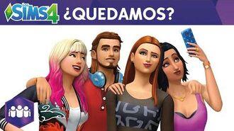 Los Sims 4 ¿Quedamos? tráiler de anuncio oficial