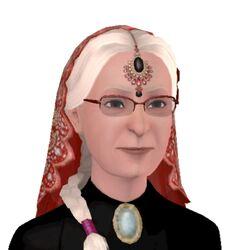 Headshot of Beatrice