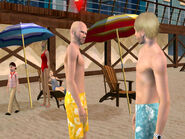 Les Sims 3 Wii 13