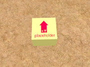 Placeholder Object