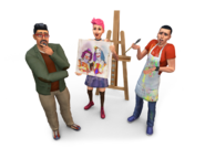 TS4 Render Share
