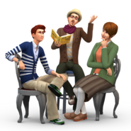 The Sims 4 Get Together Render 07