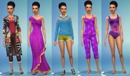 Jesminder Bheeda Outfits