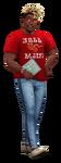 Les Sims 4 À la fac Render 04