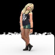 Les Sims 4 Au Travail Katy Tiz