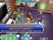 Les Sims Gratuit (iPad) 04
