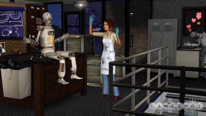 SimBot | The Sims Wiki | FANDOM powered by Wikia
