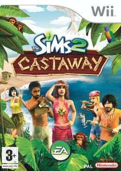 Thesims2castaway-wii