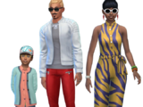 Bailey-Moon family
