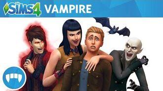 Die Sims 4 Vampire Offizieller Trailer