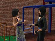 Kimberly insults Samantha