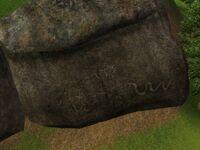 Rock mural Sunset Valley1