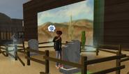 Sunset Canyon Graveyard