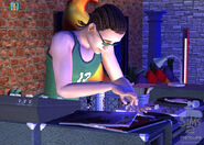 The Sims 2 Nightlife Screenshot 10