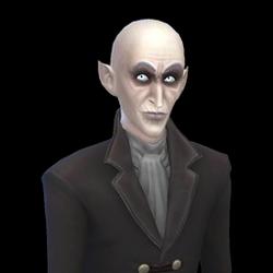 Vladislaus Straud - dark form