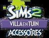De Sims 2 Villa & Tuin Accessoires Logo