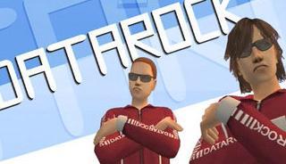 "Les Sims 2 Quartier Libre - Datarock ""Fa Fa Fa"""