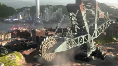 SimCity - Trailer Anuncio Oficial