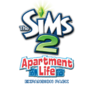 The Sims 2 Apartment Life Logo (Original)